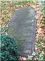 NZ2464 : St. Andrew's Church, Newgate Street, NE1 - grave of Charles Avison by Mike Quinn