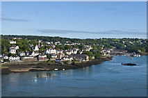 SH5571 : Menai Bridge by Ian Capper