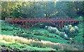 ST3708 : Railway bridge, Cricket St Thomas, Chard by Brian Robert Marshall