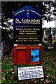 G6742 : Drumcliffe - St Columba's Church of Ireland - Service Information by Joseph Mischyshyn