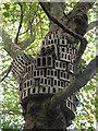 TQ3182 : Nesting boxes, Clerkenwell by Julian Osley