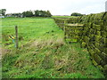 SE0023 : Stile on Hebden Royd FP107 by Humphrey Bolton