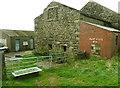 SE0123 : Hebden Royd FP106 at New House Farm by Humphrey Bolton