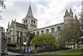 TQ7468 : Rochester Cathedral by Julian P Guffogg