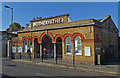 TQ3579 : Rotherhithe Station (opened 1869) by Julian Osley