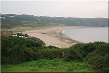 SS0197 : Freshwater East Bay by N Chadwick