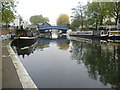 TQ2681 : Little Venice by Marathon