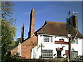 SU9298 : Red Lion pub, Little Missenden by Peter S