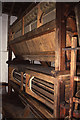 SZ4186 : Calbourne Water Mill - roller mill plant by Chris Allen