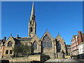 NZ2463 : St. Mary's Cathedral, Clayton Street West, NE1 by Mike Quinn