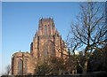 SJ3589 : Anglican Cathedral, Liverpool by Tricia Neal