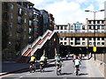 TQ3280 : Upper Thames Street by Stephen Craven