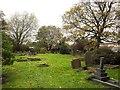 ST5768 : Churchyard, Bishopsworth by Derek Harper