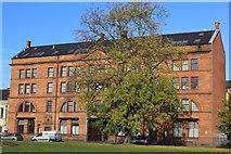 NS5964 : Former Hide, Skin & Tallow Market, Greendyke Street, Glasgow by Leslie Barrie