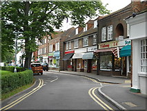 TL1314 : Shops Bowers Parade by Gary Fellows