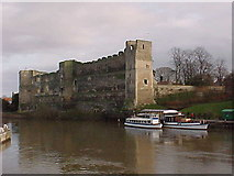 SK7954 : Newark Castle by Tim Glover