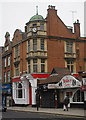 TQ2590 : Former bank building, Church End, Finchley by Julian Osley