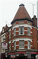 TQ2590 : Former dairy, Church End, Finchley by Julian Osley