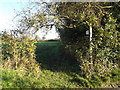 TM2557 : Footpath to Sandy Lane by Adrian Cable