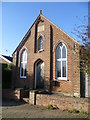 TR0454 : Former Primitive Methodist Chapel at Shottenden by Marathon