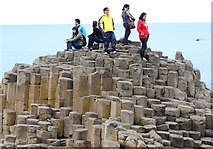 C9444 : The summit of the Middle Causeway by Eric Jones