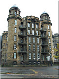 NS6065 : Glasgow Royal Infirmary by Thomas Nugent