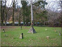 NY3704 : 'Turning Point', Rothay Park by Karl and Ali