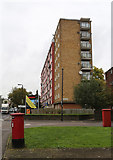 TQ1979 : Conrad Tower by Martin Addison