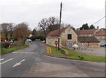 ST7681 : No access to the A46 from here, Old Sodbury by Jaggery