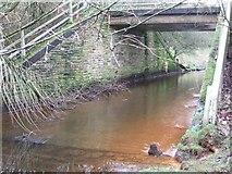 SD8632 : Rowley Bridge by Richard Cooke