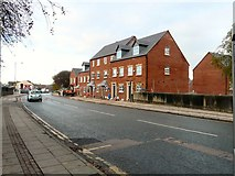 SJ9495 : New houses on Manchester Road by Gerald England