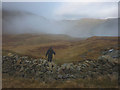 NY3809 : Mist in the Scandale Pass by Karl and Ali