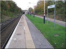 TQ2567 : St. Helier railway station, Greater London by Nigel Thompson