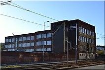SK3487 : HSBC Offices, Hoyle Street, Shalesmoor, Sheffield - 3 by Terry Robinson