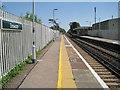 SU7406 : Emsworth railway station, Hampshire by Nigel Thompson