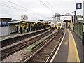 TQ3681 : Limehouse railway station, London by Nigel Thompson