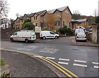 ST3090 : Claremont Court Care Home, Malpas, Newport by Jaggery