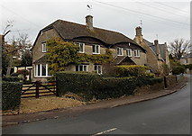 ST8080 : Hunters Lodge, Acton Turville by Jaggery
