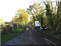 TM2693 : Rectory Road, Topcroft by Geographer