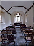 ST5906 : Stockwood: inside St. Edwold's church by Chris Downer