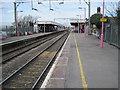 TQ7785 : Benfleet railway station, Essex by Nigel Thompson