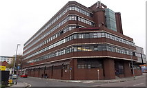 SU6400 : Royal Mail and Post Office building, Portsmouth by Jaggery
