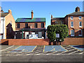 SP3265 : The former Stoneleigh Arms, Clemens Street, from the Co-operative car park by Robin Stott