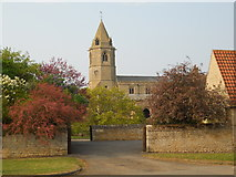 TF1205 : St. Botolph's Church, Helpston by Paul Bryan