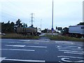 NZ2374 : Roundabout on the A19 by Oliver Dixon