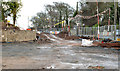 J3784 : Road construction, Jordanstown/Greenisland (2) by Albert Bridge