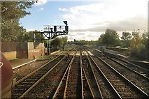 SP5006 : Looking south from Oxford Station by Steve Daniels