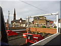 NS2059 : Firth Of Clyde Townscape : The End Of The Line At Largs by Richard West