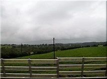 O0575 : Farmland in the Boyne Valley upriver of the Mary McAleese Bridge by Eric Jones