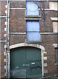 ST8558 : Warehouse in Back Street by Neil Owen